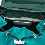 Lacoste Kadın Yeşil - Mavi Sırt Çantası