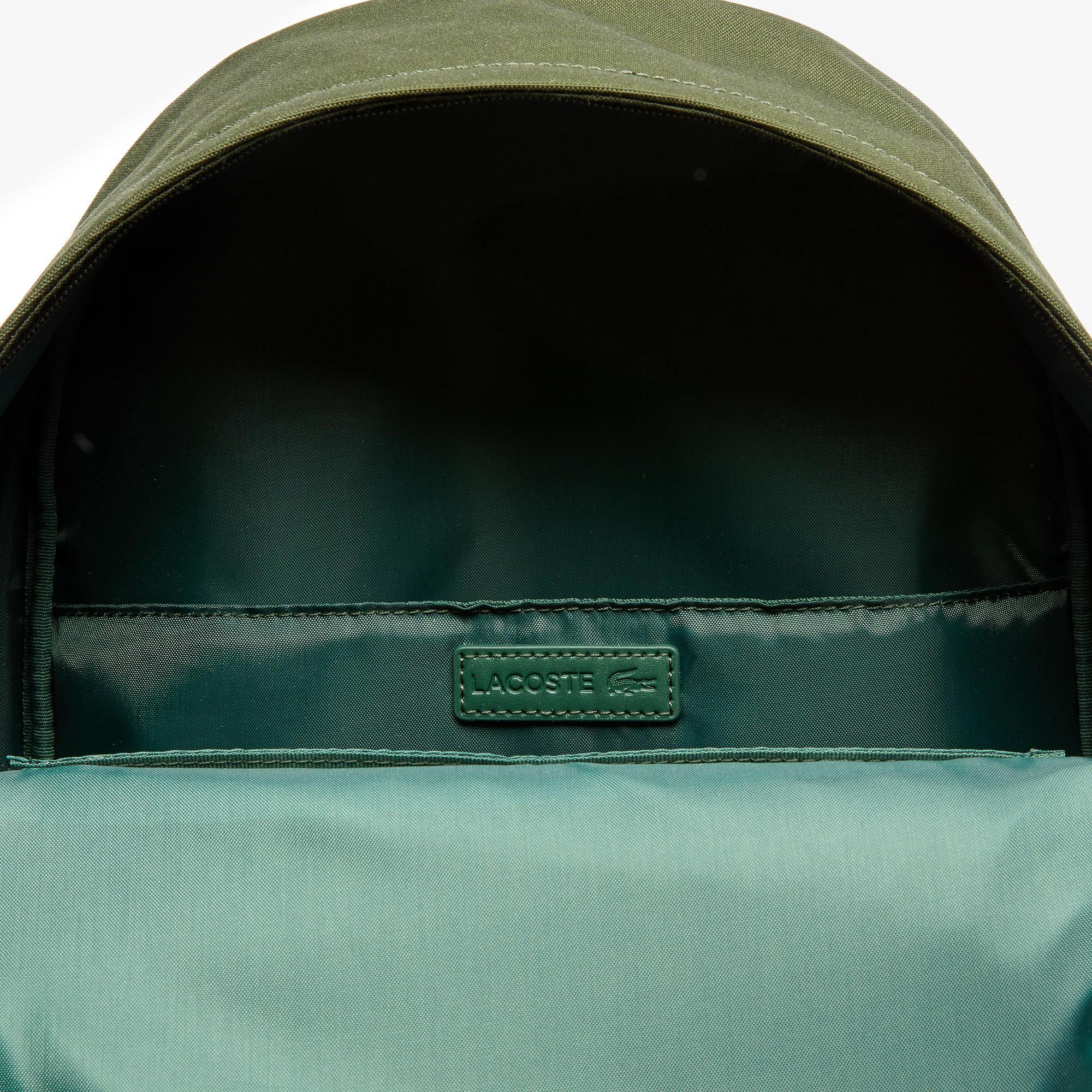 Lacoste Neocroc Erkek Yeşil Sırt Çantası