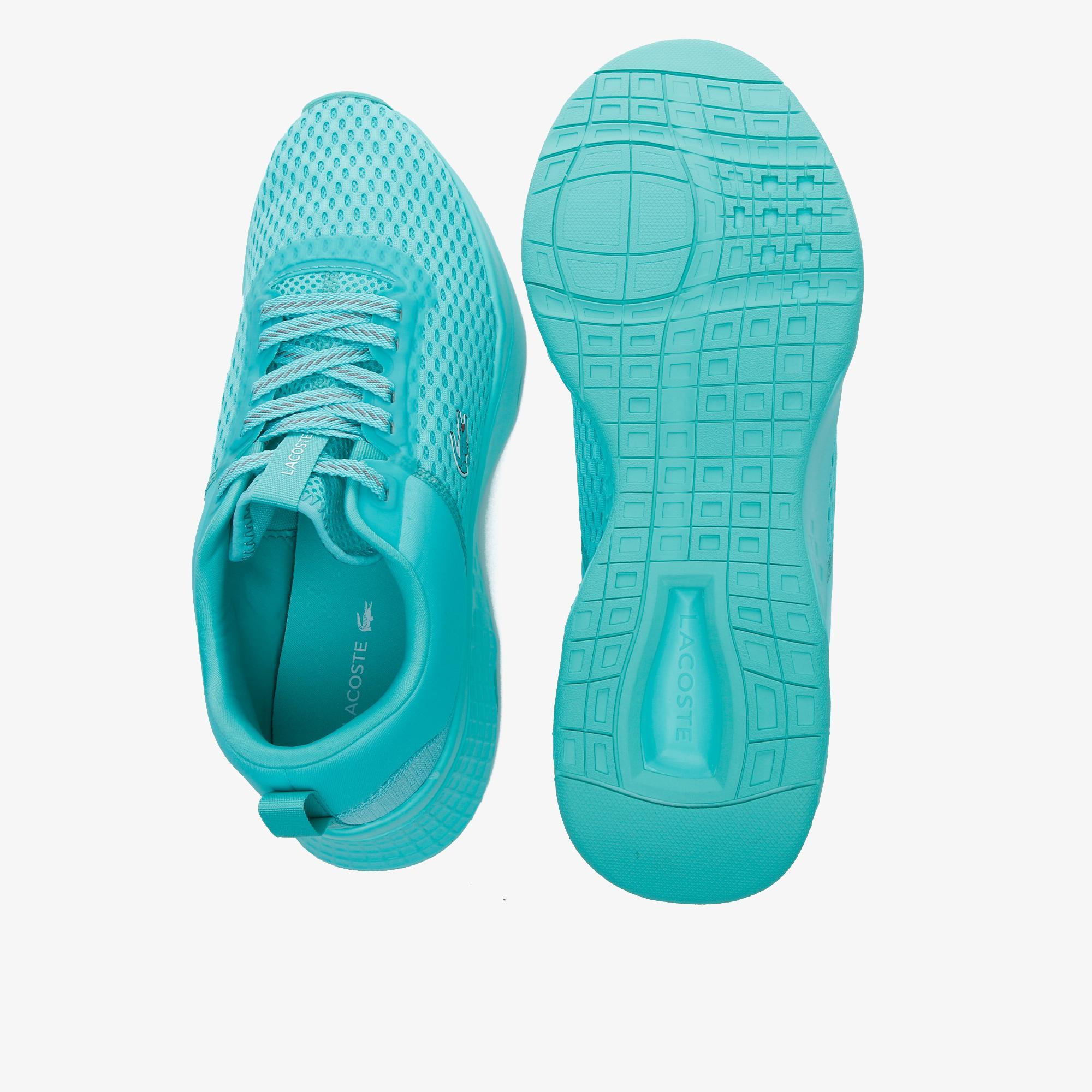 Lacoste Court-Drive 0320 1 Sma Erkek Mavi Sneaker
