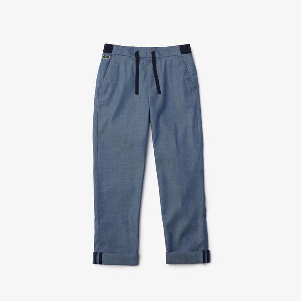 Lacoste Çocuk Gri Pantolon