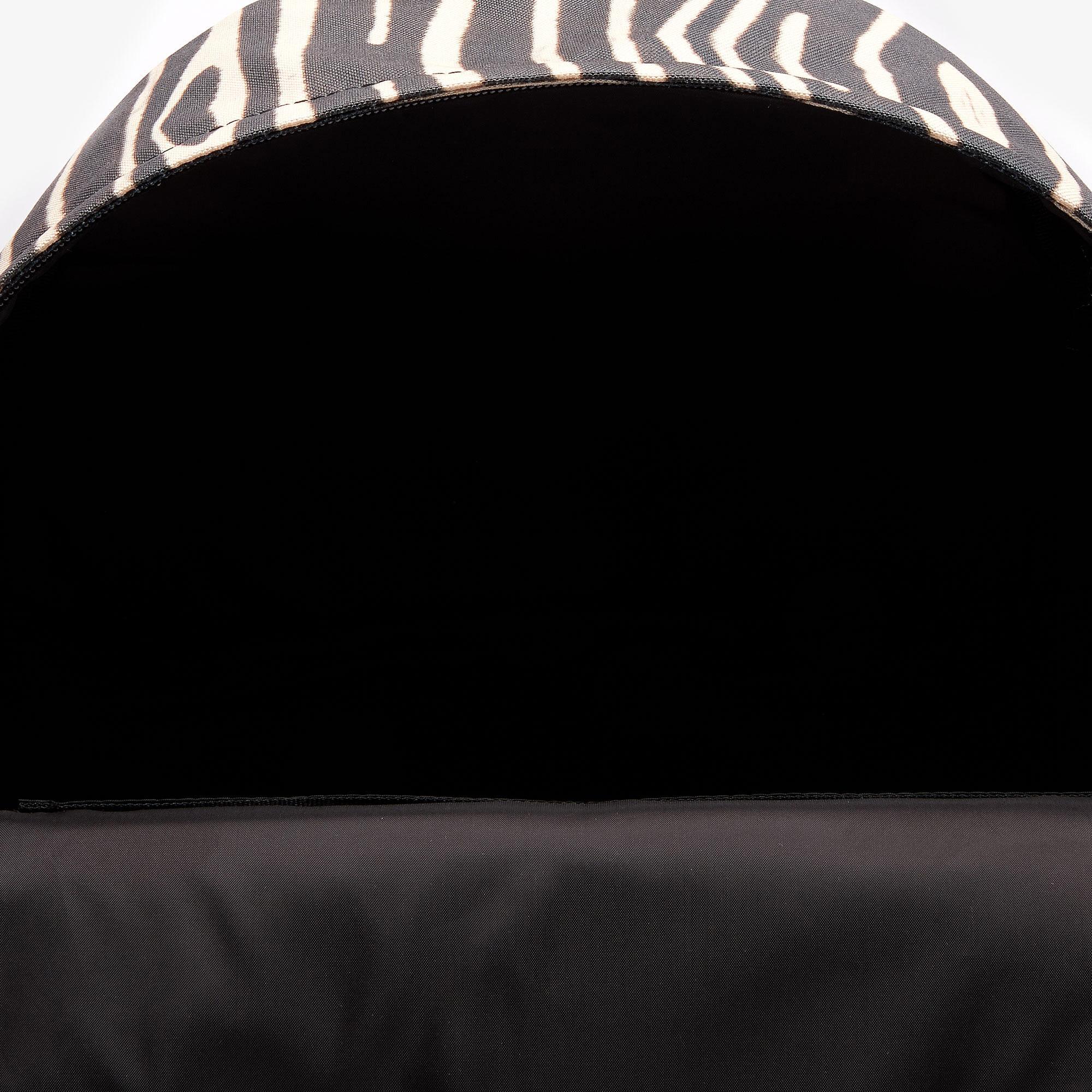 Lacoste x National Geographic Erkek Siyah Sırt Çantası