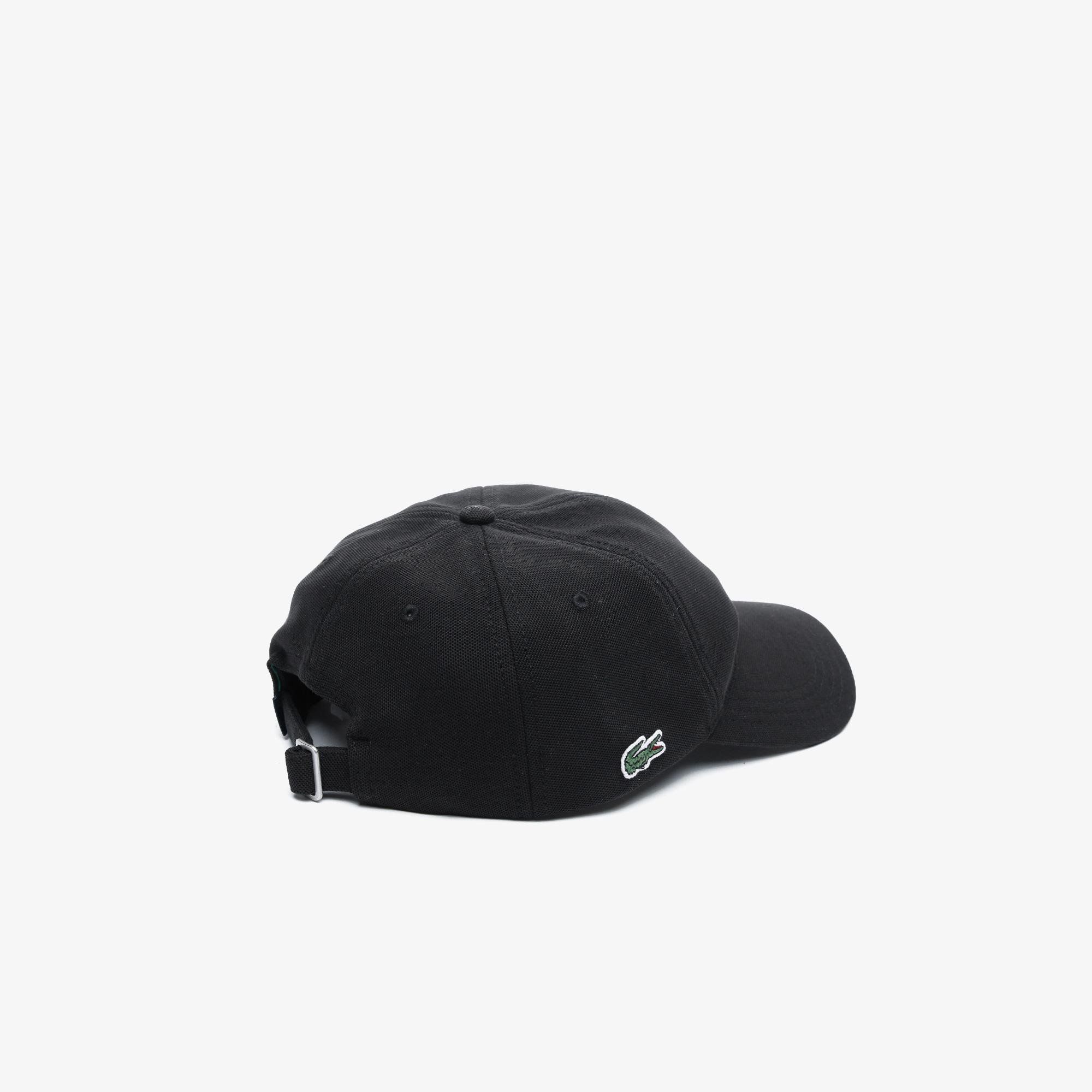 Lacoste Erkek Siyah Şapka