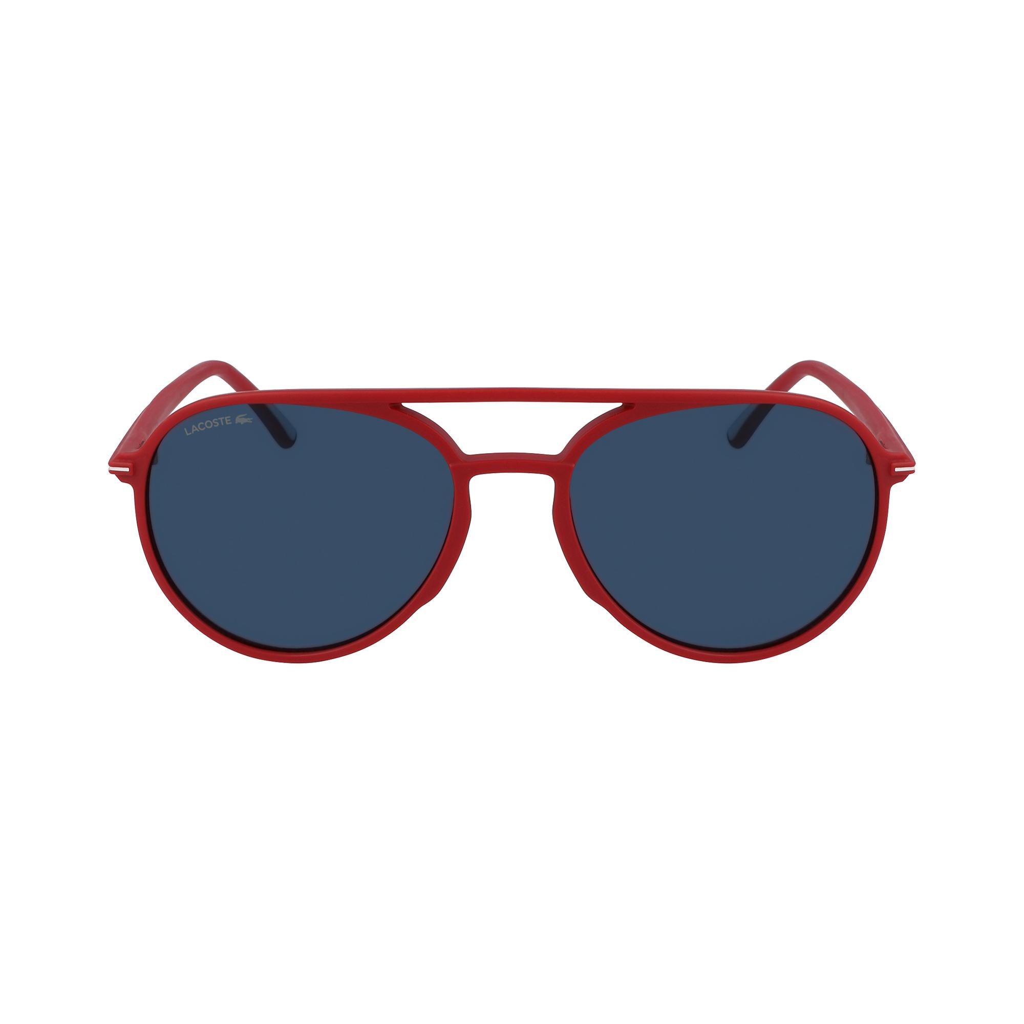 Lacoste Erkek Kırmızı Güneş Gözlüğü