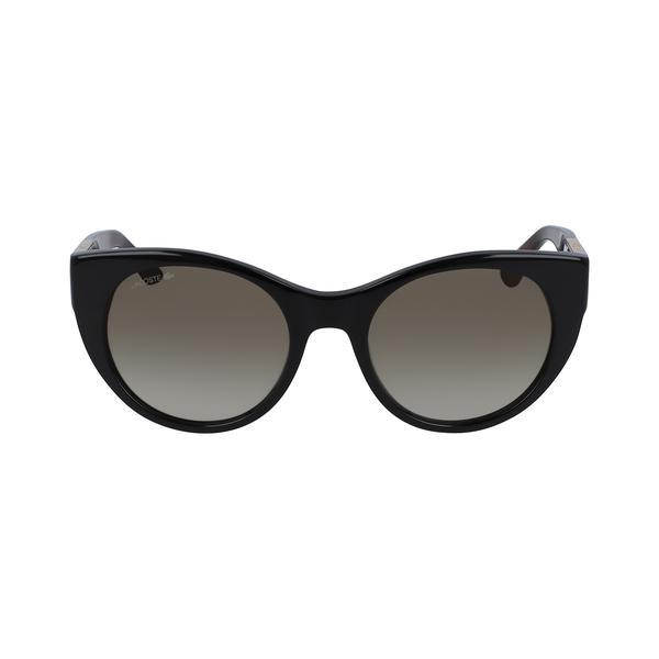 Lacoste Kadın Siyah Güneş Gözlüğü