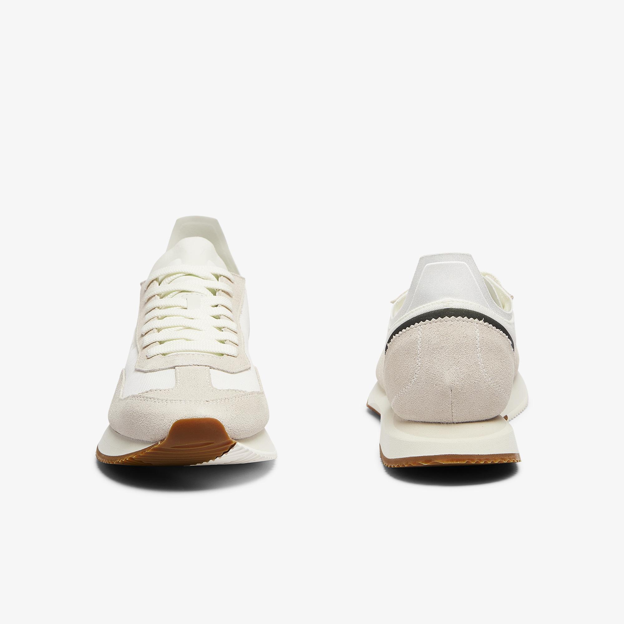 Lacoste Match Break 0721 1 Sma Erkek Bej Sneaker
