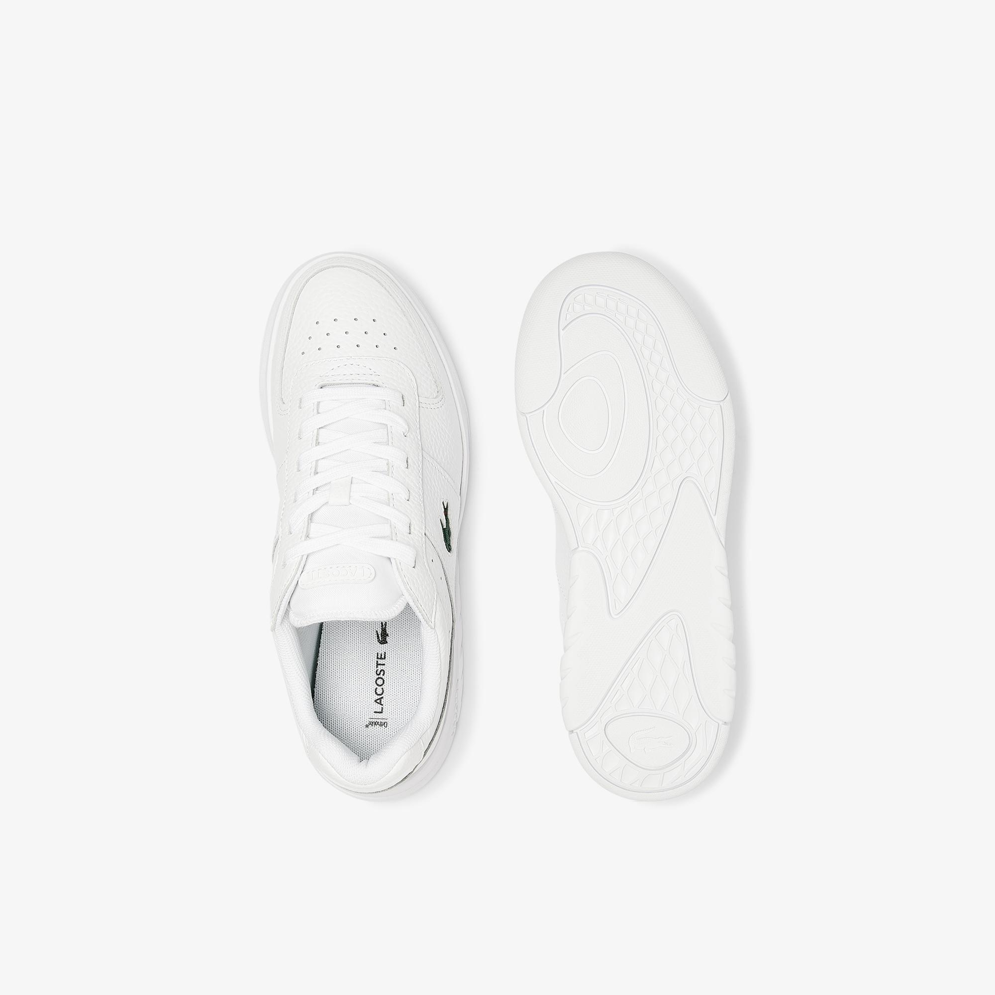 Lacoste Game Advance 0721 4 Sma Erkek Beyaz Sneaker