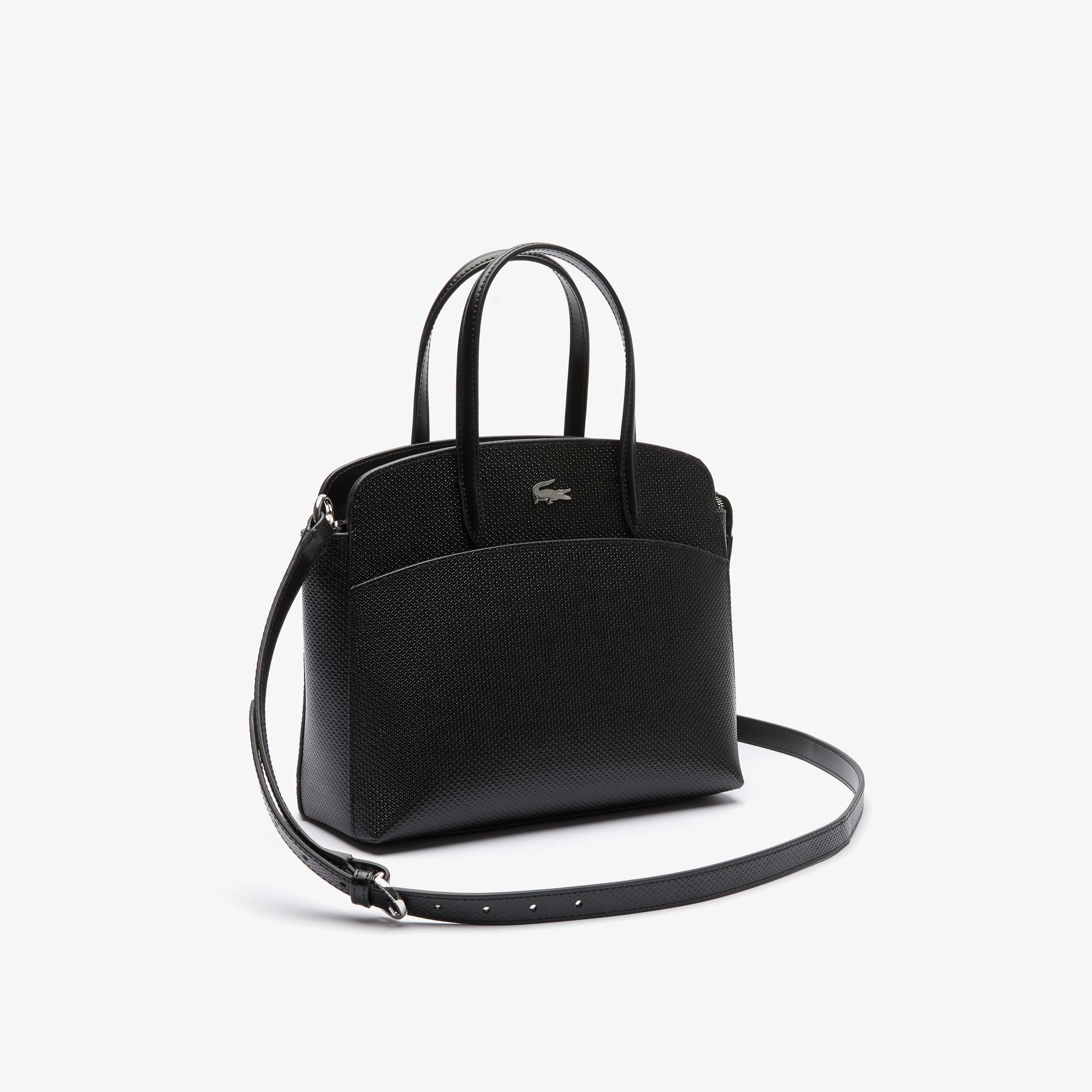 Lacoste Chantaco Classics Kadın Siyah Çanta