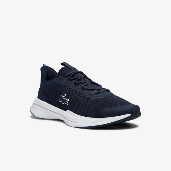 Lacoste Run Spin 0721 1 Sma Erkek Lacivert - Mavi Sneaker