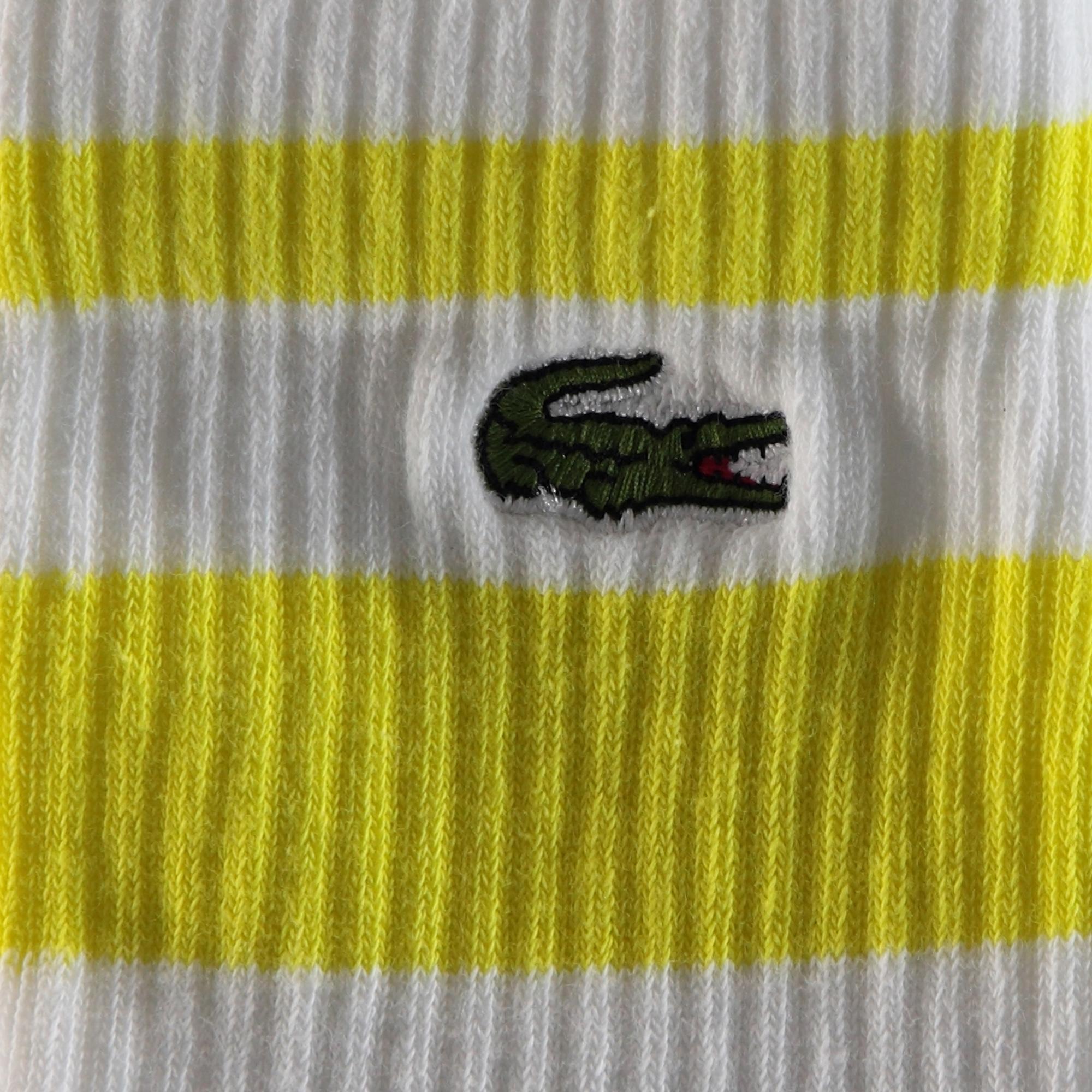 Lacoste Sport Unisex Uzun Renkli Çorap