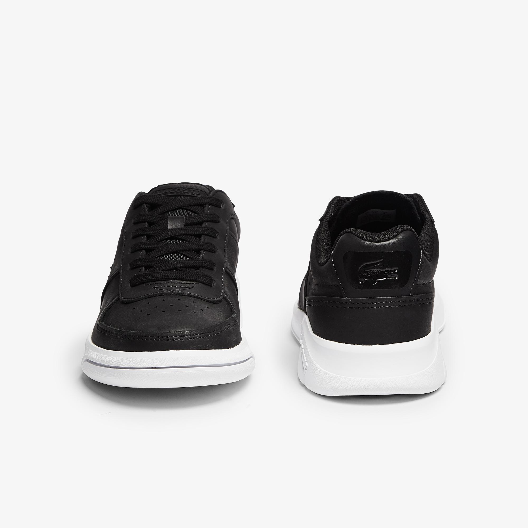 Lacoste Game Advance 0721 1 Sfa Kadın Siyah - Beyaz Sneaker