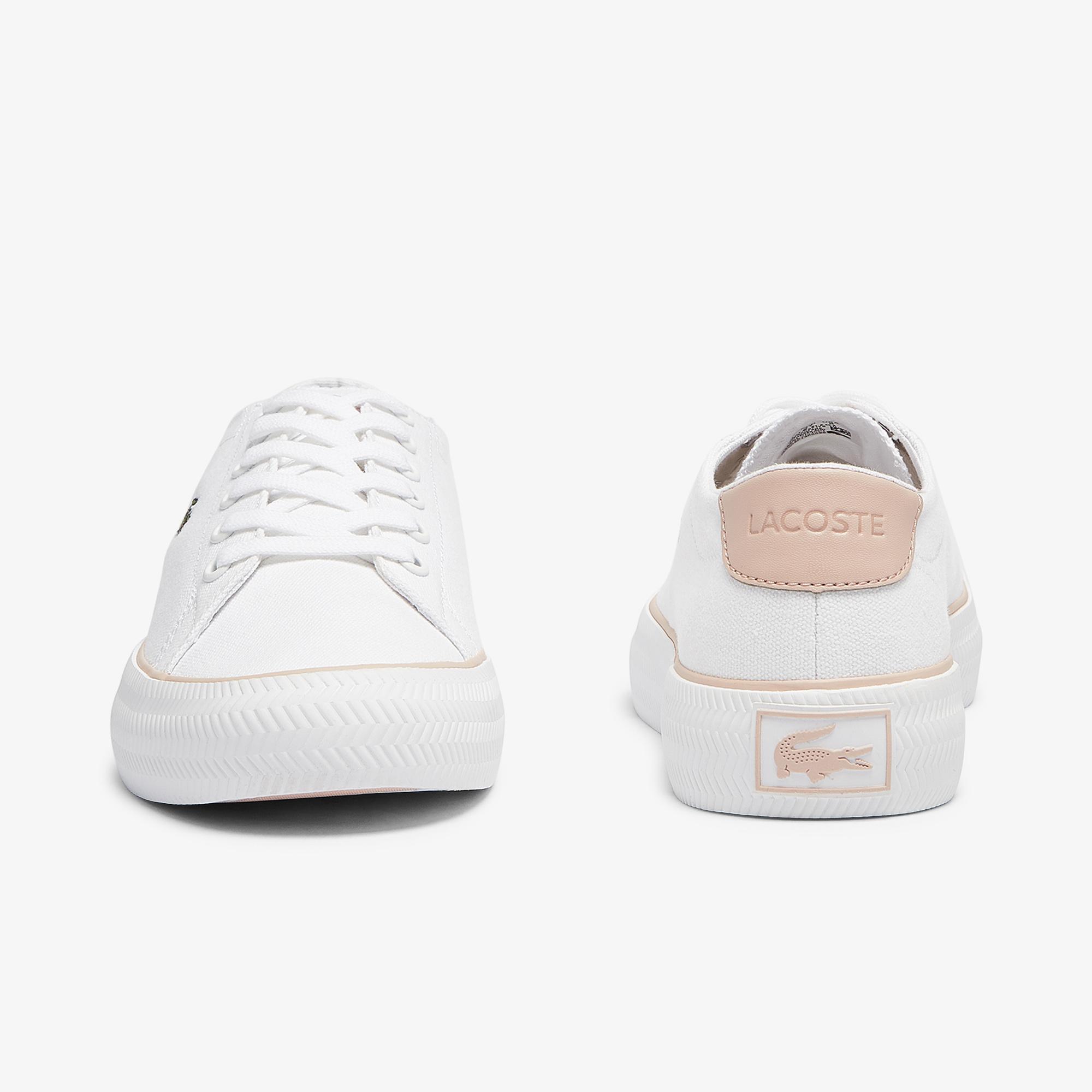 Lacoste Gripshot Bl 21 2 Cfa Kadın Beyaz - Açık Pembe Sneaker