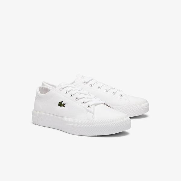 Lacoste Gripshot Bl 21 2 Cfa Kadın Beyaz Sneaker