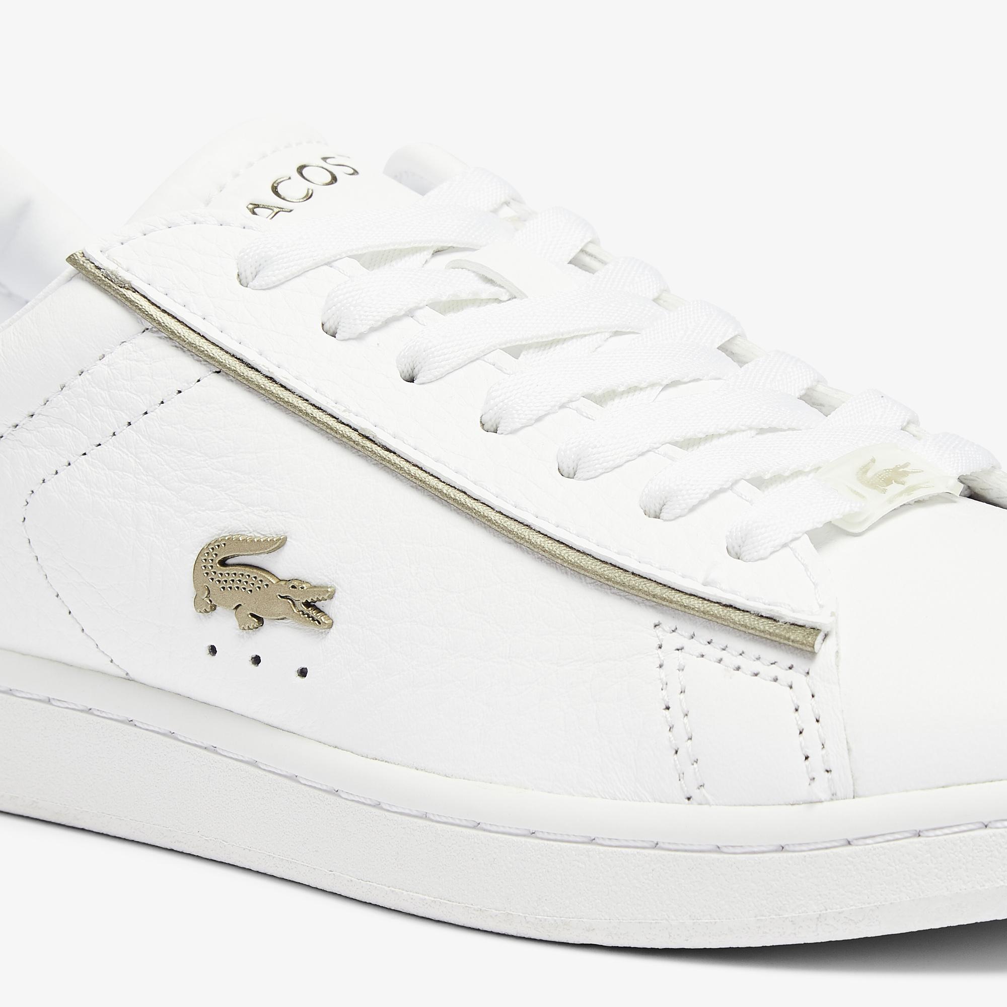 Lacoste Carnaby Evo 0721 3 Sfa Kadın Beyaz Sneaker