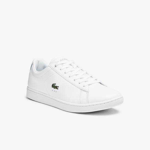 Lacoste Carnaby Bl21 1 Sma Erkek Beyaz Sneaker