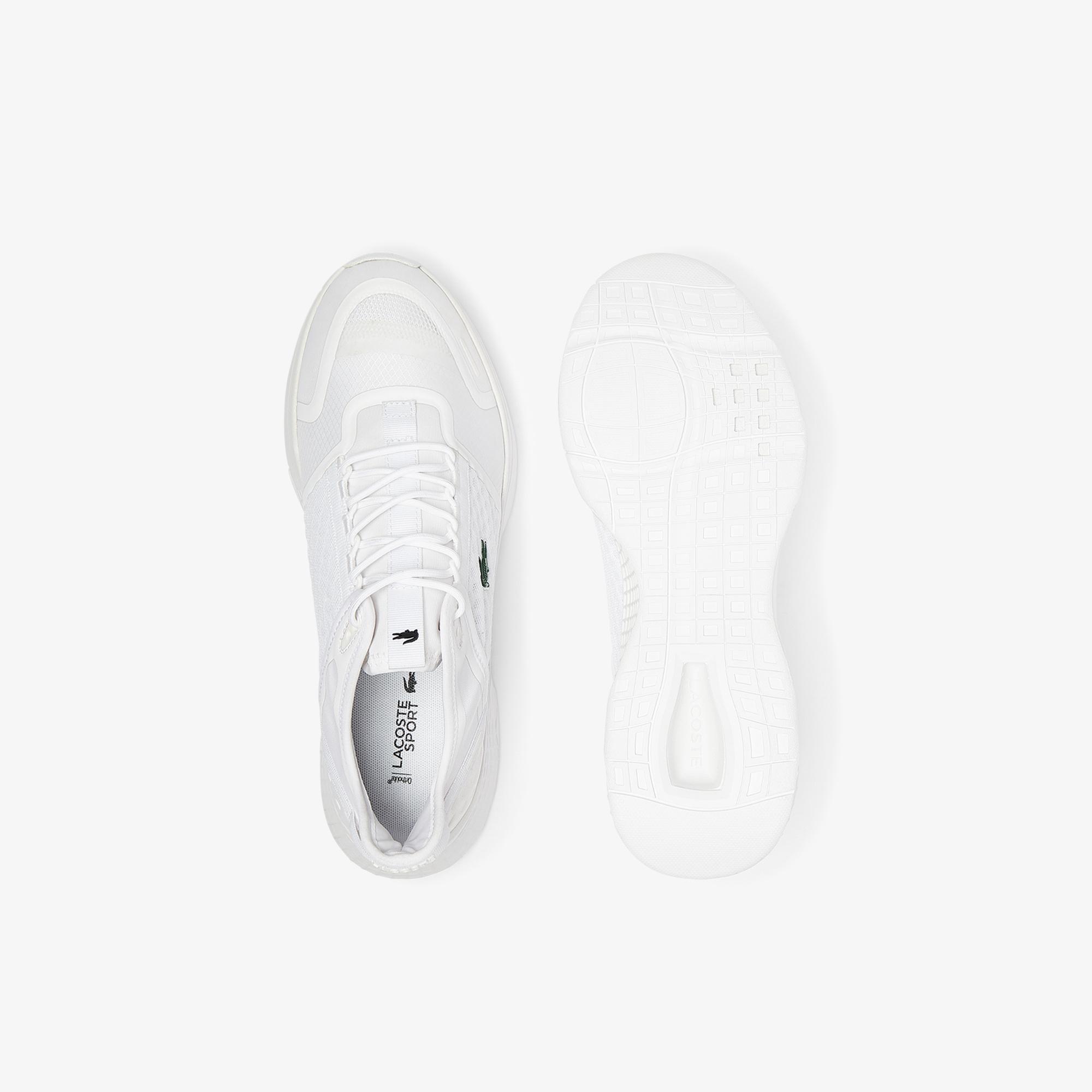 Lacoste Court-Drive Vntge07211Sma Erkek Beyaz Sneaker