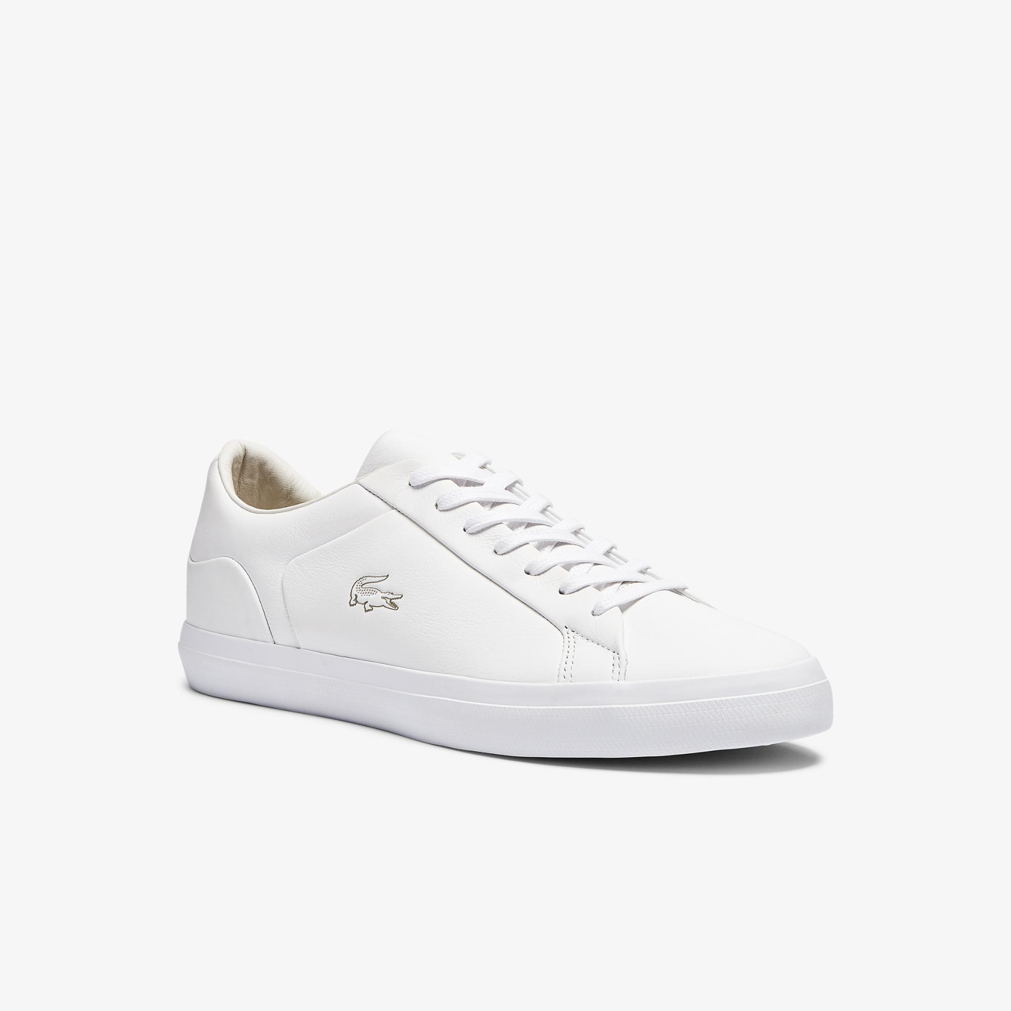 Lacoste Lerond 0921 2 Cma Erkek Beyaz Sneaker