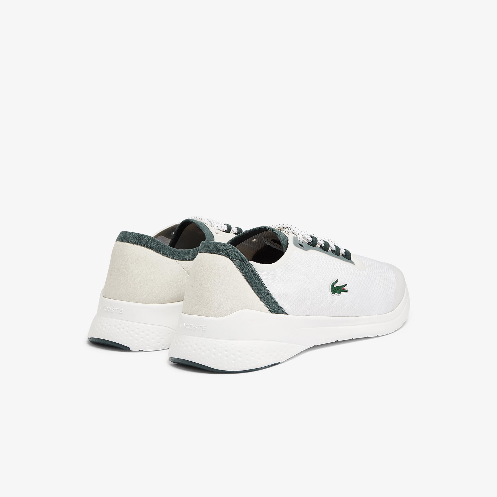 Lacoste Lt Fit 0721 1 Sma Erkek Beyaz - Koyu Yeşil Sneaker