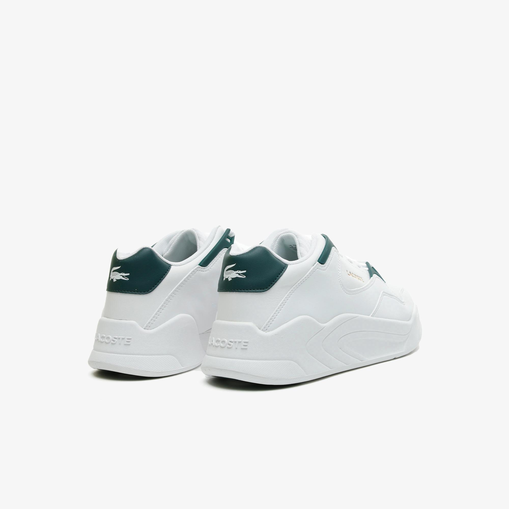 Lacoste Court Slam 0721 1 Sfa Kadın Beyaz Sneaker