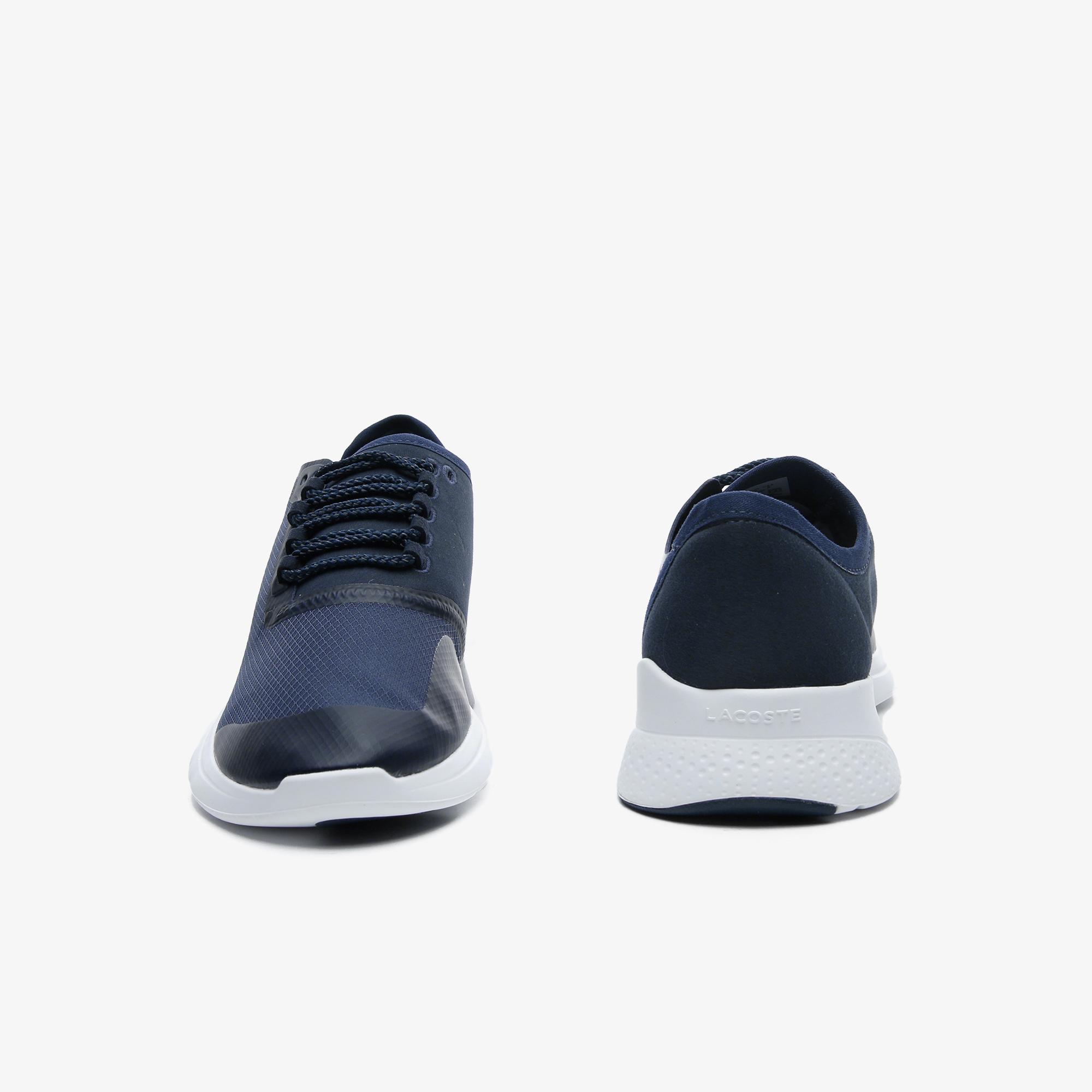 Lacoste Lt Fit 0721 1 Sma Erkek Lacivert - Beyaz Sneaker