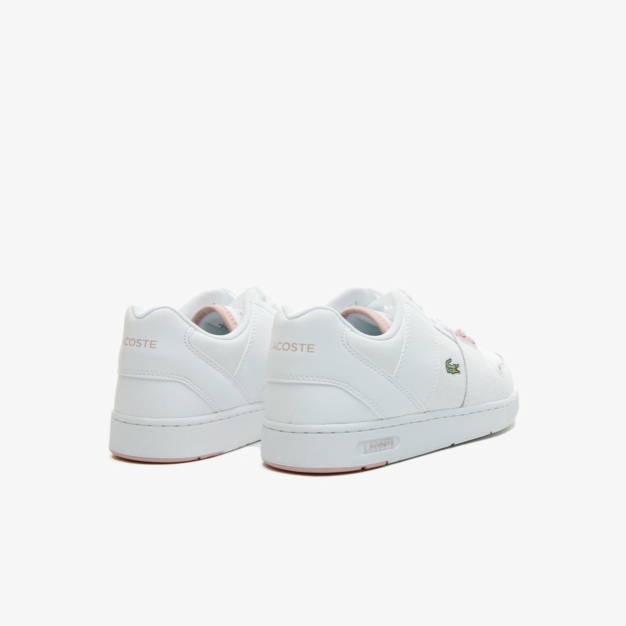 Lacoste Thrill 0721 1 Sfa Kadın Beyaz - Pembe Sneaker