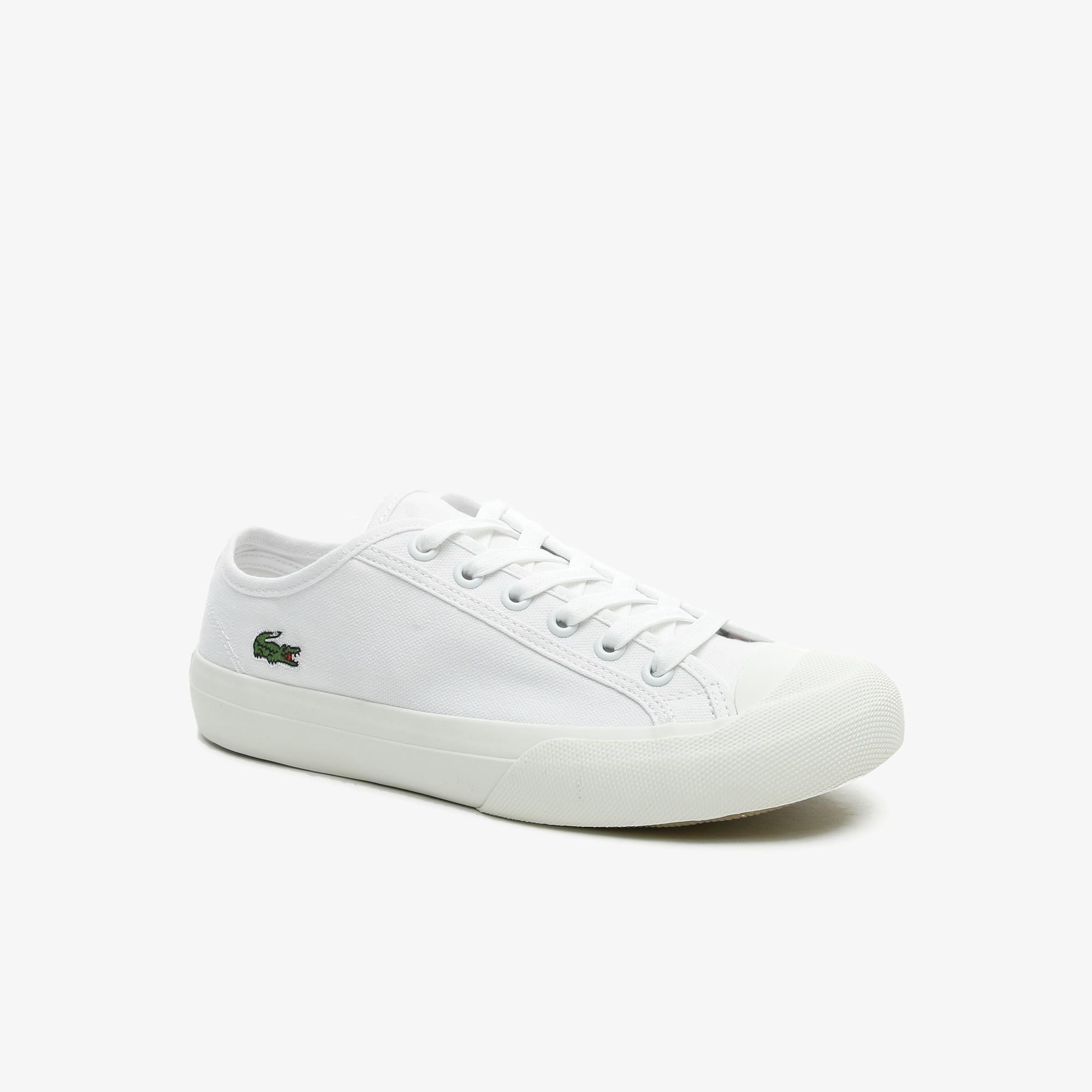 Lacoste Topskill 0721 2 Cfa Kadın Beyaz Sneaker