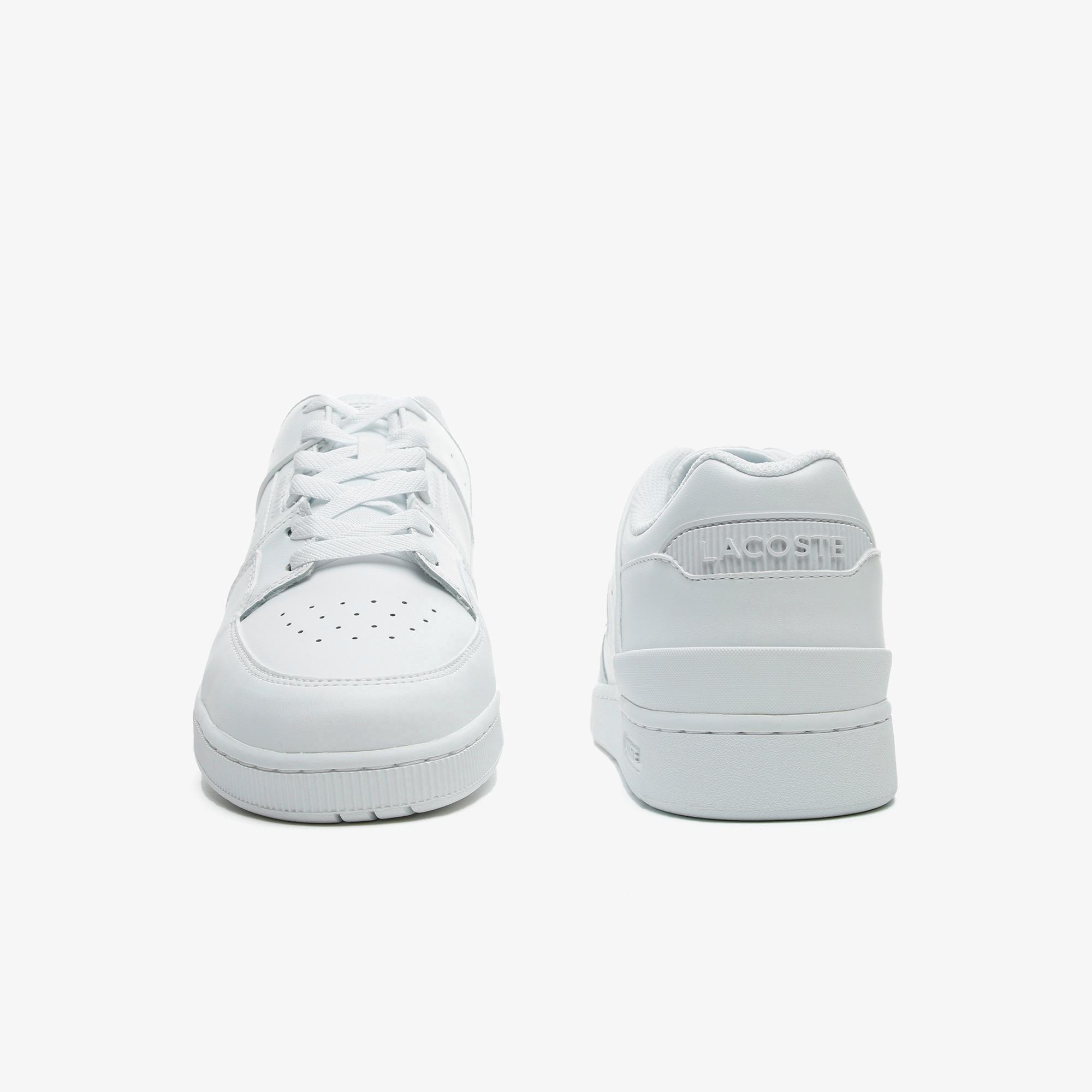 Lacoste Court Cage 0721 1 Sma Erkek Beyaz Sneaker