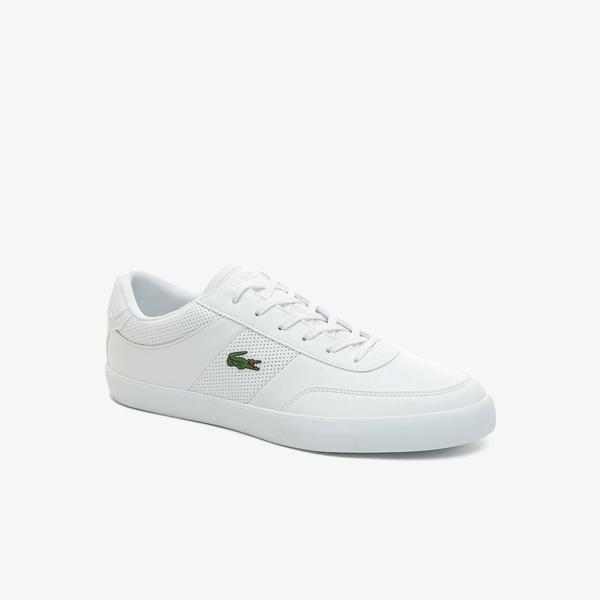 Lacoste Court-Master 0721 1 Cma Erkek Beyaz Sneaker