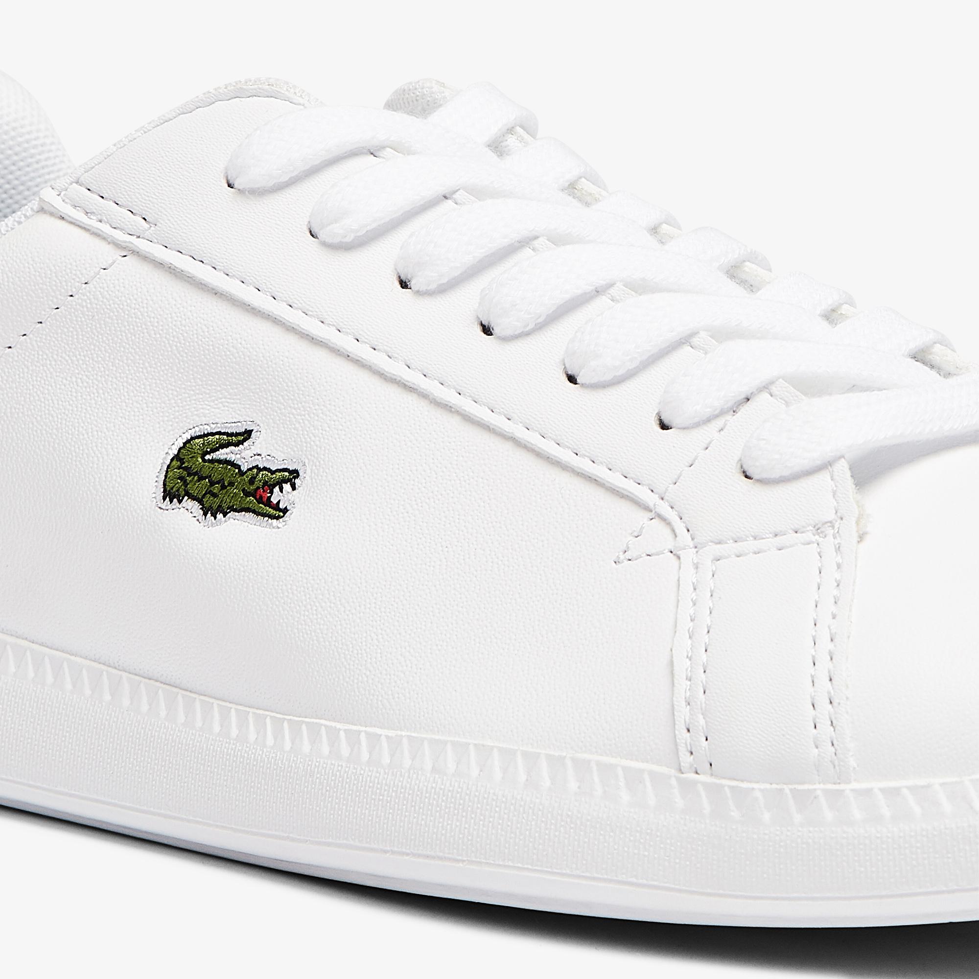 Lacoste Graduate Bl 21 1 Sfa Kadın Beyaz Sneaker