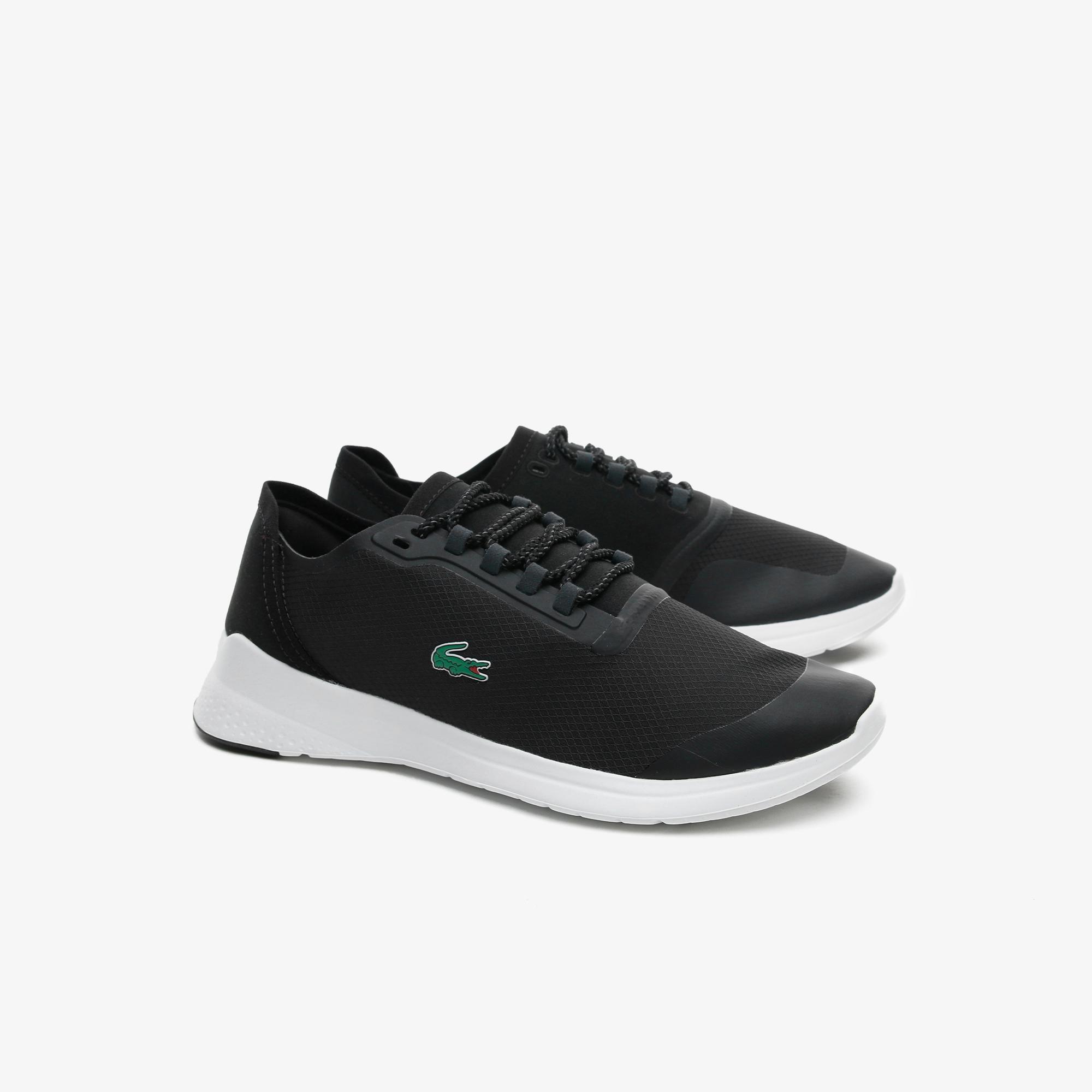 Lacoste Lt Fit 0721 1 Sma Erkek Siyah - Beyaz Sneaker