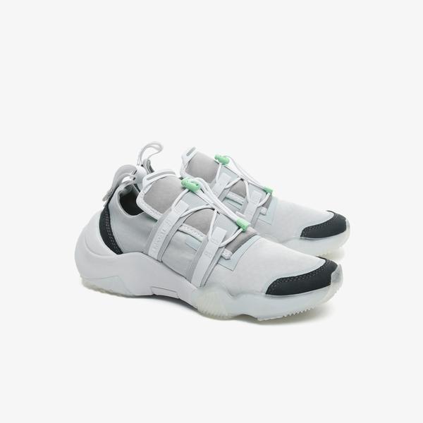 Lacoste Ut-Lt 0721 1 Sfa Kadın Açık Gri - Beyaz Sneaker