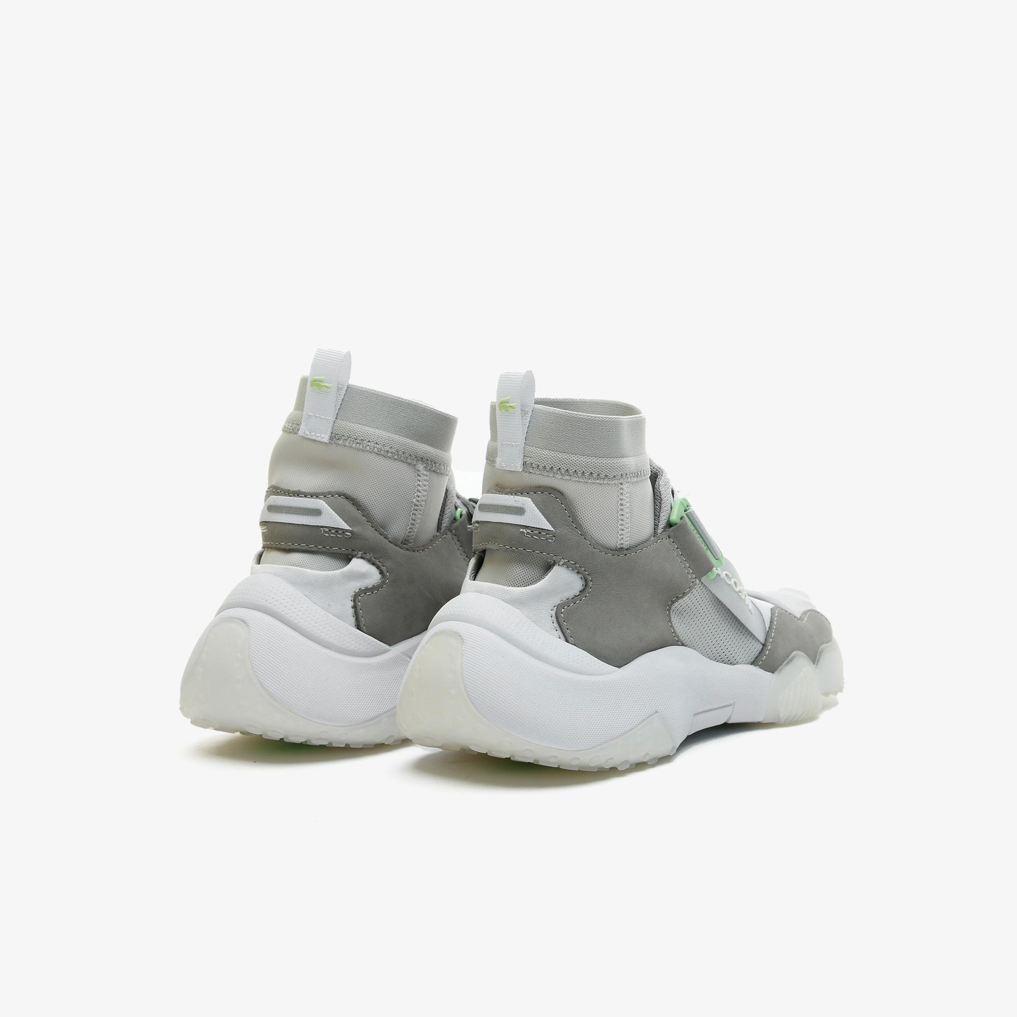 Lacoste Ut-Lt Modular 0721 1 Sfa Kadın Açık Gri - Beyaz Sneaker