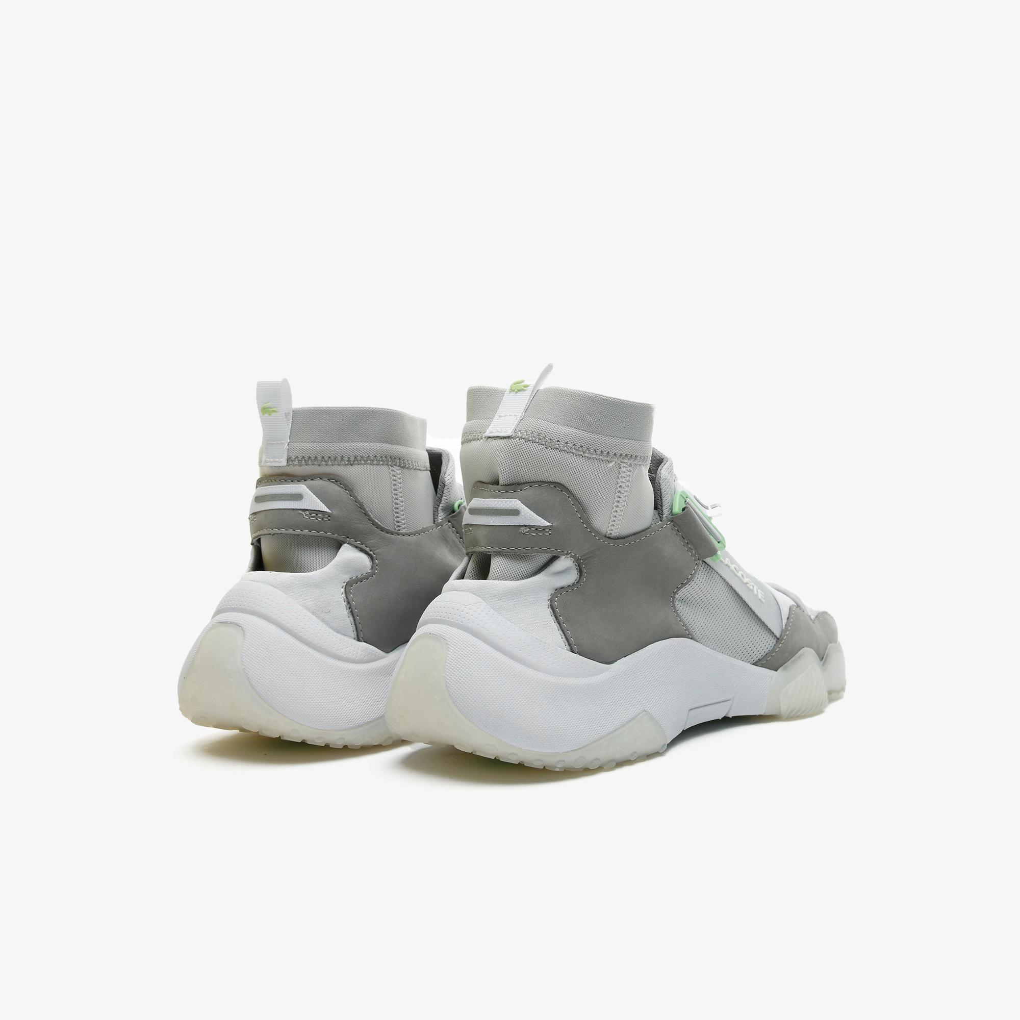 Lacoste Ut-Lt Modular 0721 1 Sma Erkek Gri - Beyaz Sneaker