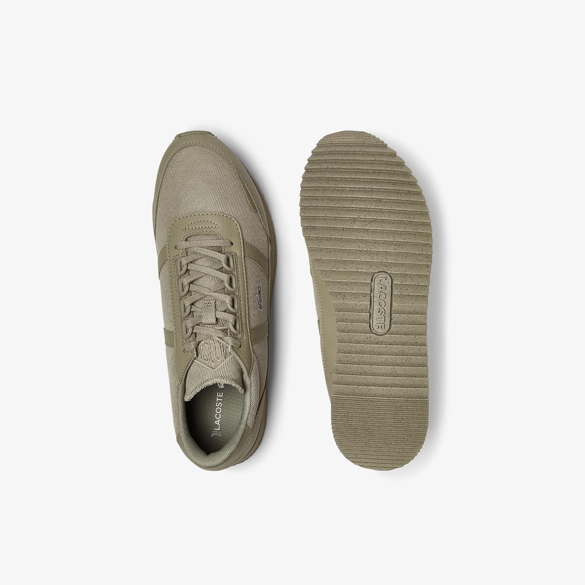 Lacoste Partner Retro 0921 1 Sma Erkek Bej Sneaker