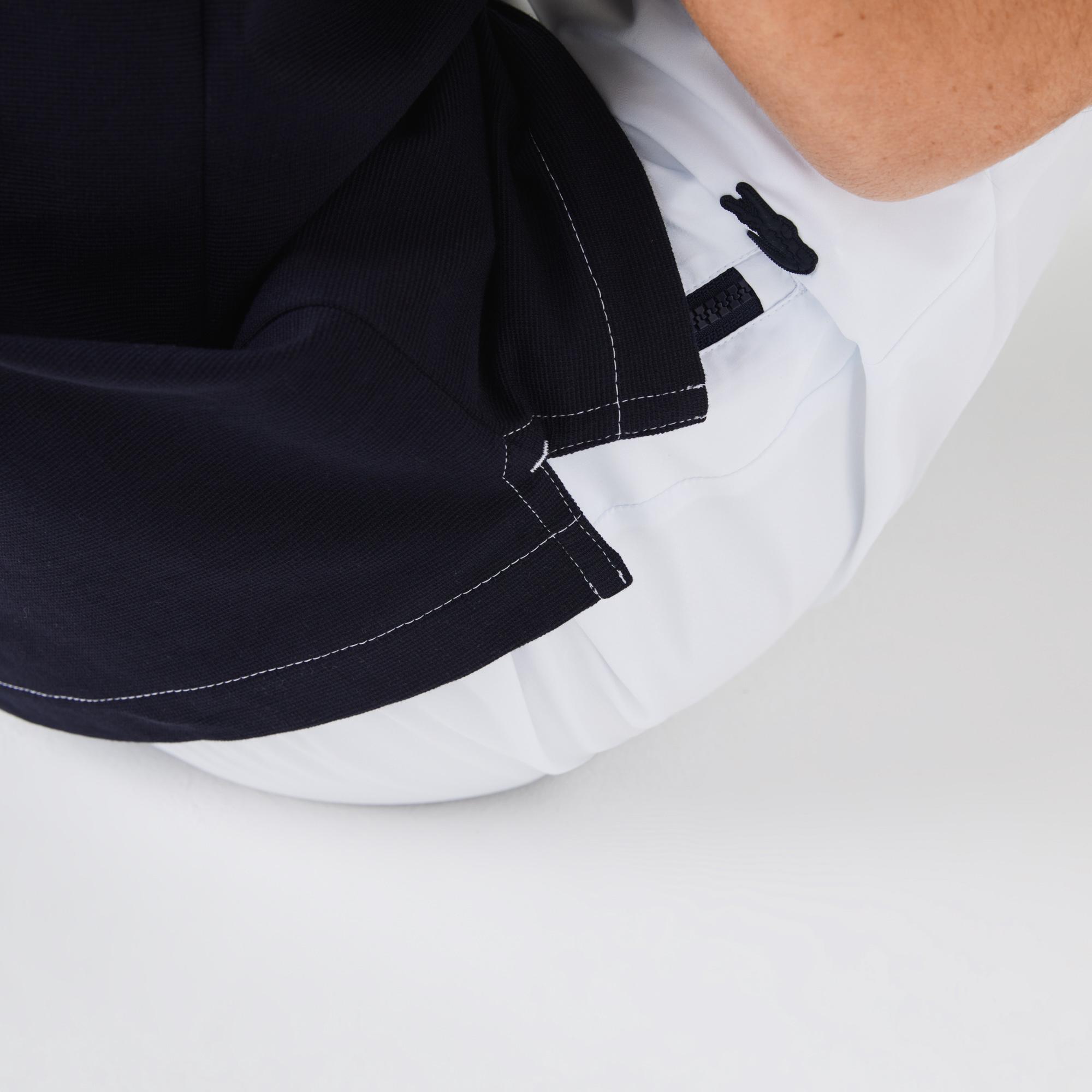 Lacoste Erkek Regular Fit Baskılı Lacivert Polo