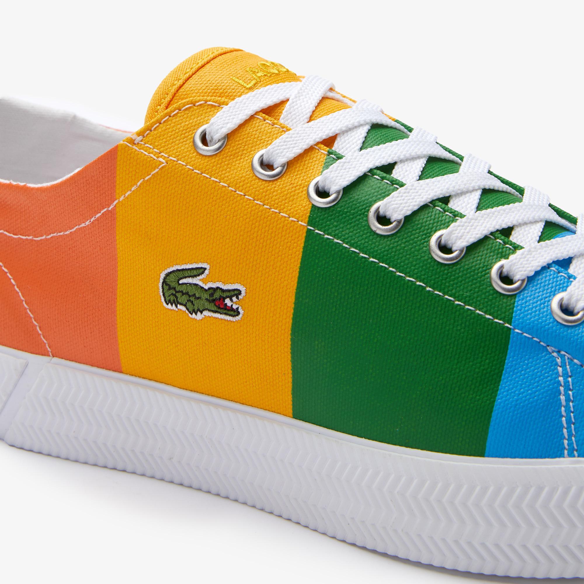 Lacoste Gripshot Paloroid Erkek Renkli Sneaker