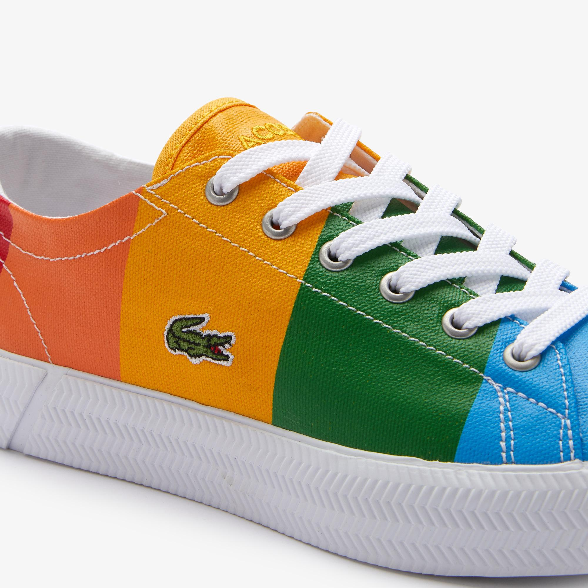 Lacoste Gripshot Paloroid Kadın Renkli Sneaker