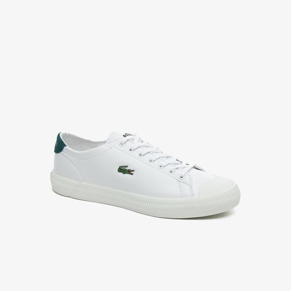 Lacoste Gripshot 0120 1 Cma Erkek Beyaz - Koyu Yeşil Sneaker
