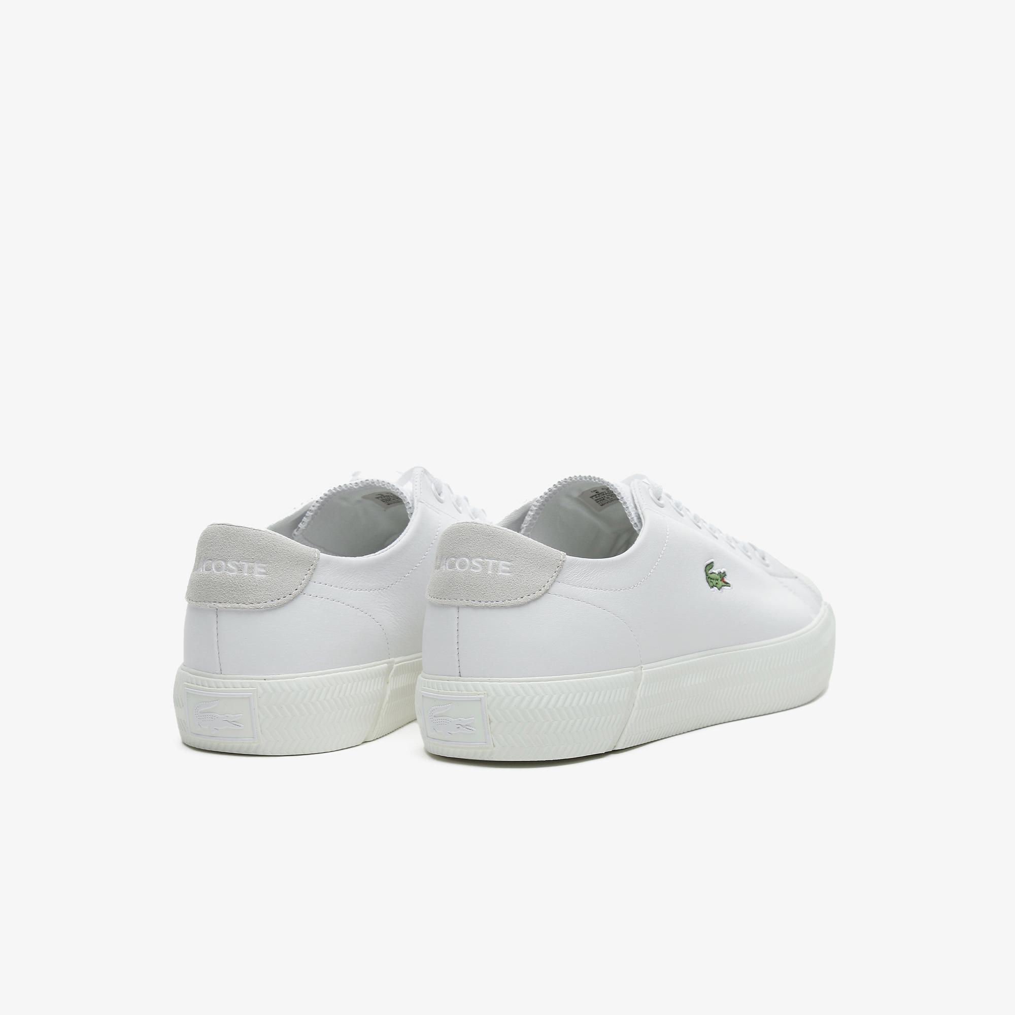Lacoste Gripshot 0721 1 Cma Erkek Beyaz Sneaker