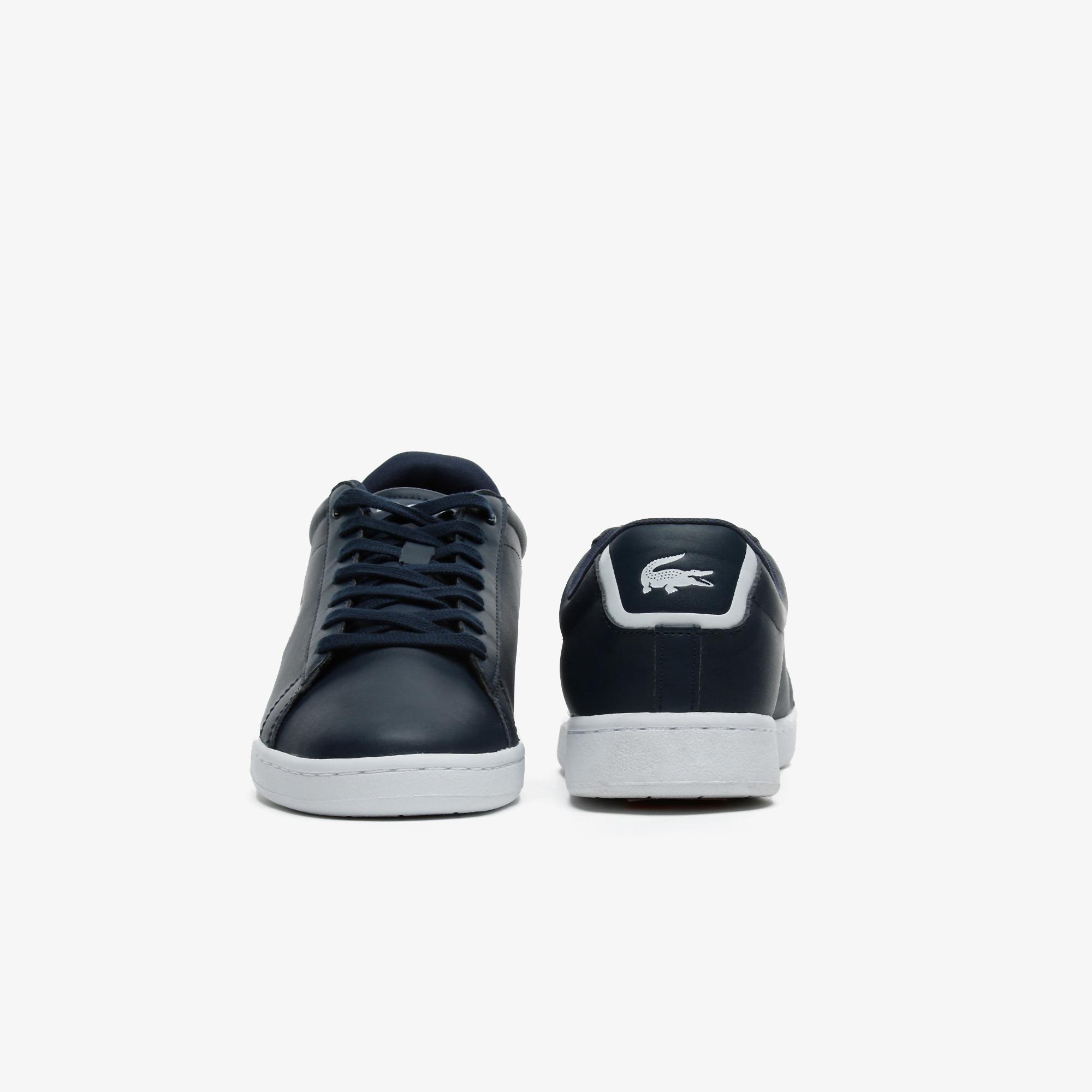 Lacoste Carnaby Erkek Lacivert Sneaker