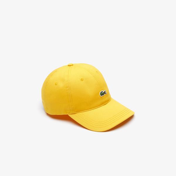 Lacoste Erkek Sarı Şapka
