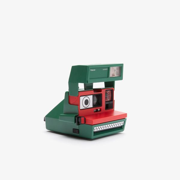 Lacoste X Polaroid Instant Renkli Fotoğraf Makinesi