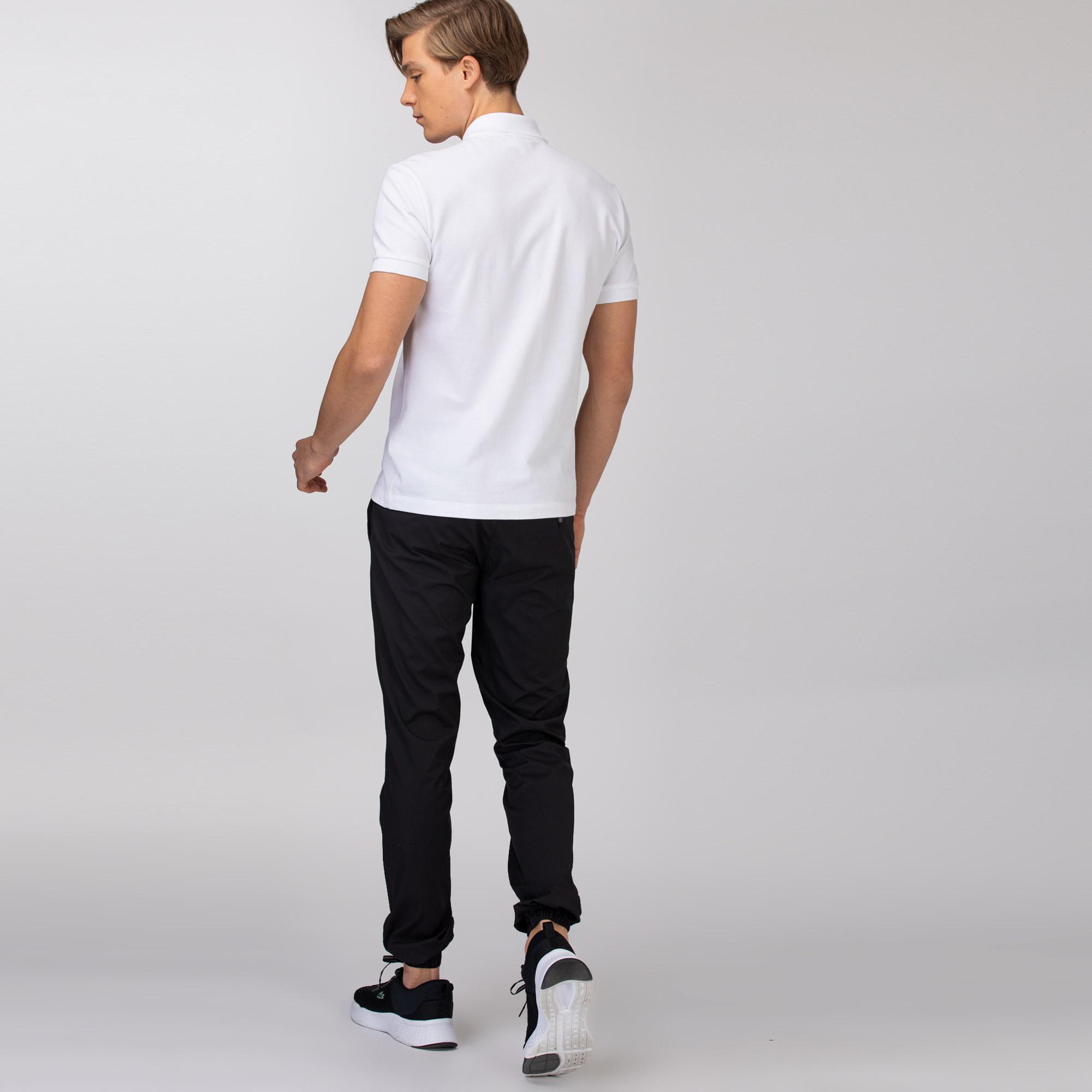 Lacoste Erkek Siyah Jogger Pantolon