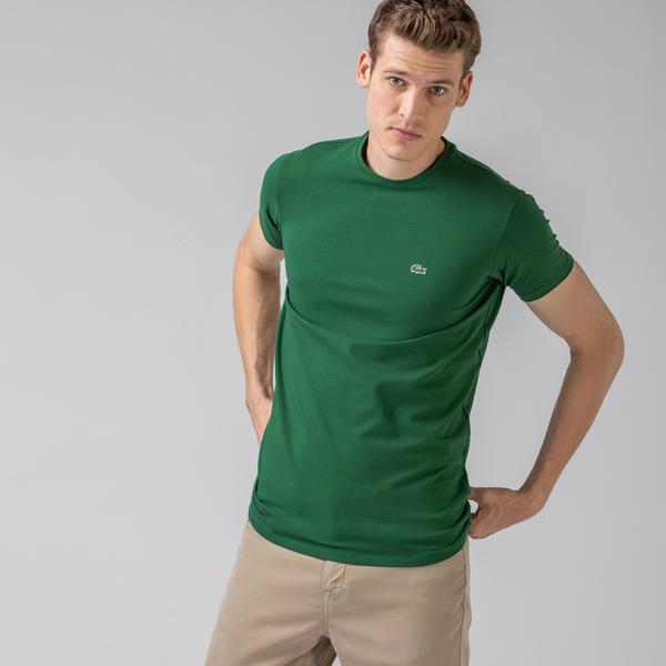 Lacoste Erkek Yeşil T-Shirt