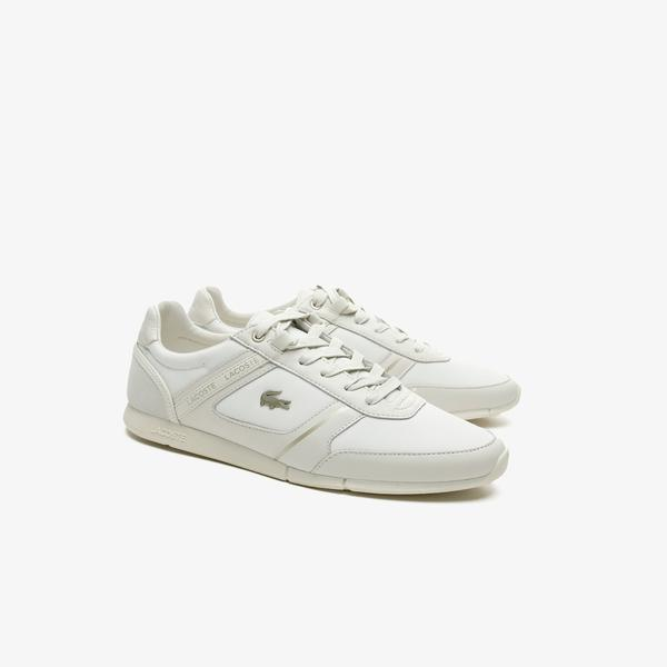Lacoste Menerva 0921 1 Cma Erkek Beyaz Sneaker