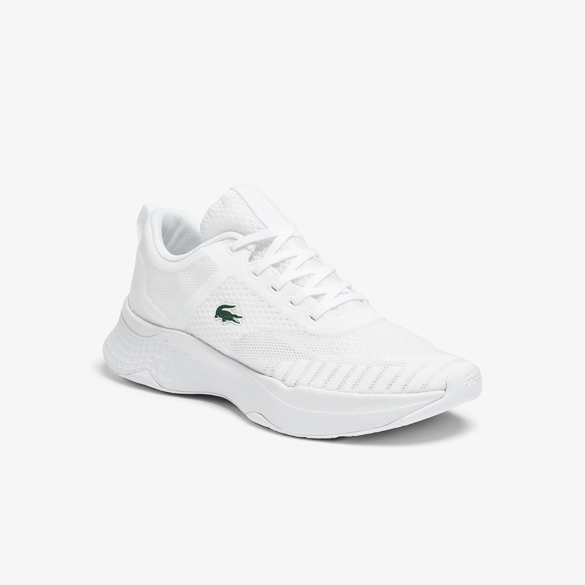 Lacoste Court-Drive Fly 07211 Sma Erkek Beyaz Sneaker