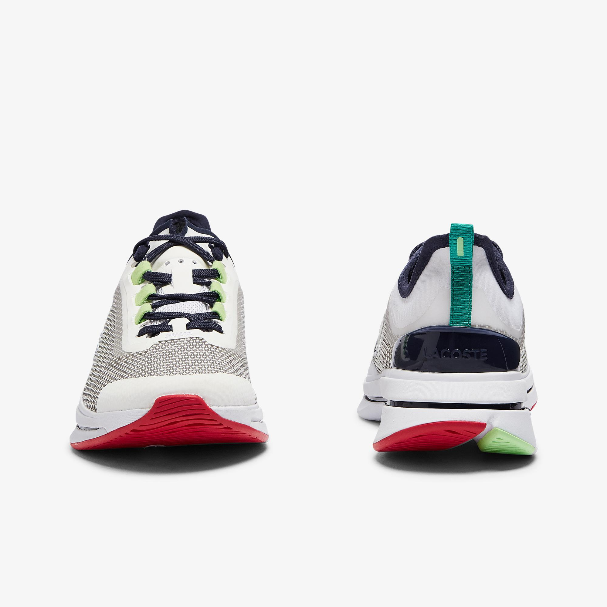 Lacoste Run Spin Ultra 0921 1 Sfa Kadın Deri Renkli Sneaker