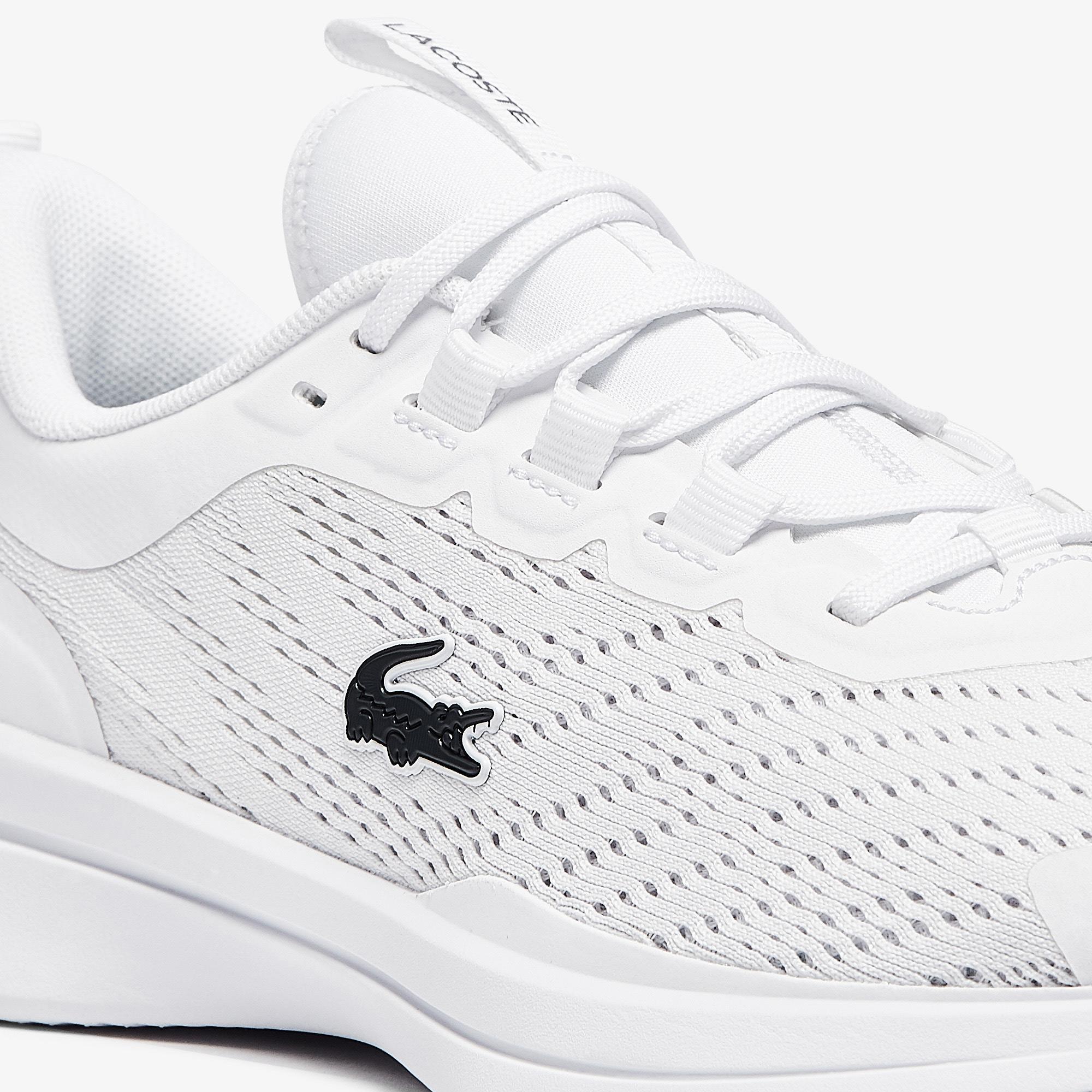 Lacoste Run Spin 0721 1 Sfa Kadın Beyaz Sneaker