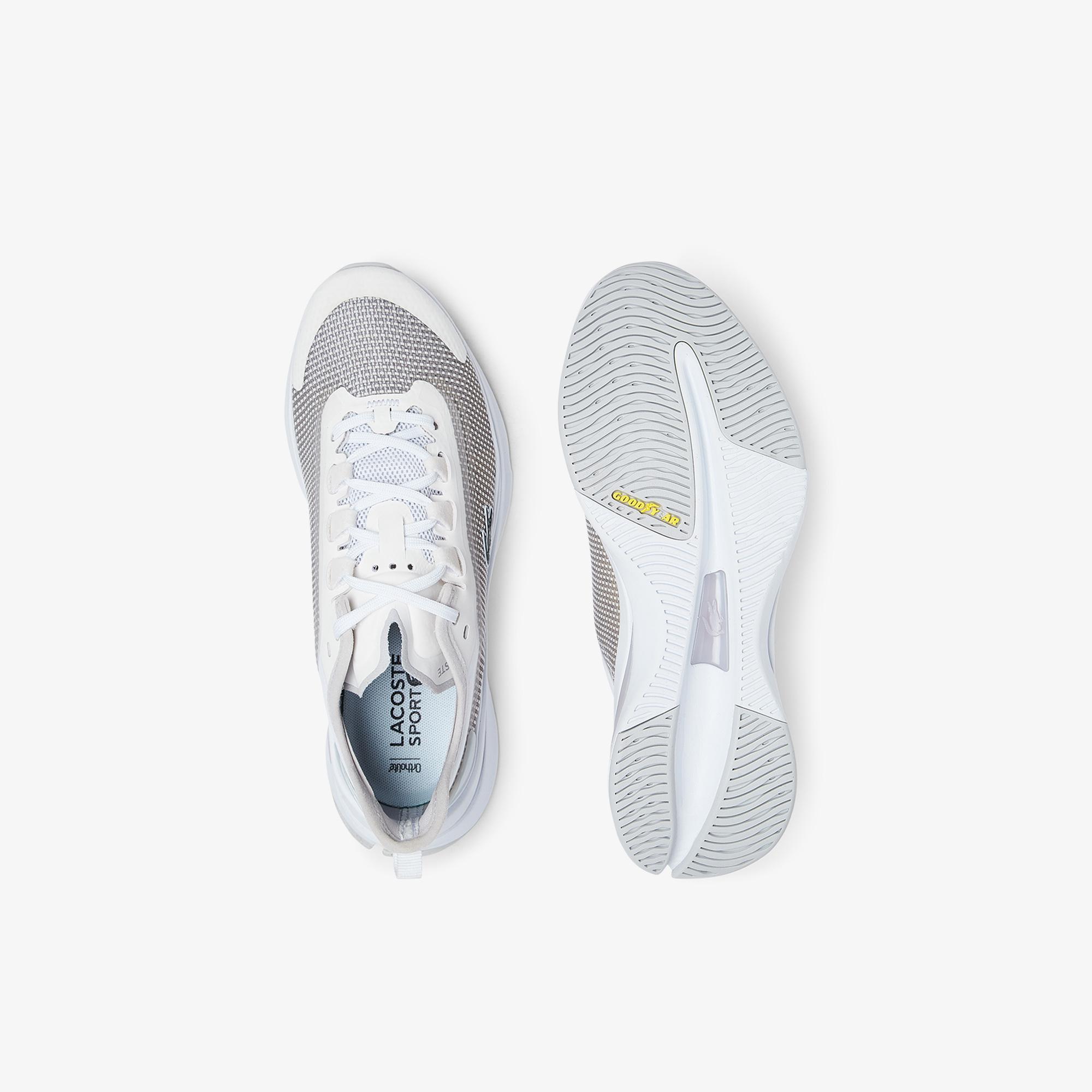 Lacoste Run Spin Ultra 0921 1 Sfa Kadın Deri Beyaz Sneaker