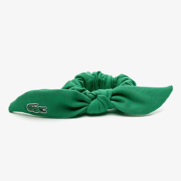 Lacoste Kadın Yeşil Saç Bandı