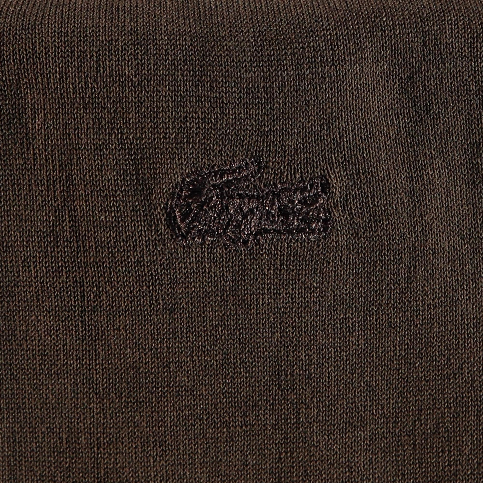Lacoste Unisex Kahverengi Çorap